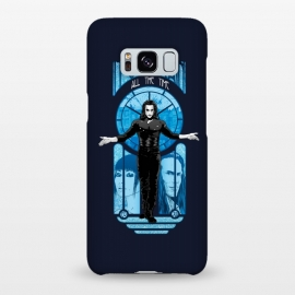 Galaxy S8+  IT CAN'T RAIN ALL THE TIME by SKULLPY ( CROW, THE CROW,BRANDON LEE, CULT MOVIE,MOVIE,90'S,90S,NINETIES,IT CANT RAIN ALL THE TIME,SKULLPY,ART NOUVEAU,GOTHIC,DARK,FILM)
