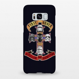 Galaxy S8+  SATELLITE FOR DESTRUCTION by SKULLPY (MOVIES, SKULLPY, STAR WARS,STARWARS,STORMTROOPER,NERD,GEEK, NERDY,KYLO REN,PHASMA,GUNS'N ROSES,GUNSNROSES,APPETITE,SATELLITE,DESTRUCTION,MUSIC,COVER)