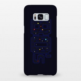 Galaxy S8+  FEELING 80'S - PACMAN by SKULLPY (SKULLPY,80'S,80S,EIGHTIES,1980'S,1980S,PACMAN,PAC MAN,NAMCO,VIDEOGAMES,RETROGAMES,RETROGAMING,GAMER,CLASSIC,GHOSTS)