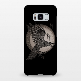 Galaxy S8+  RAVEN by RAIDHO (RAVEN,VIKINGS,MOON,KNOTWORK)