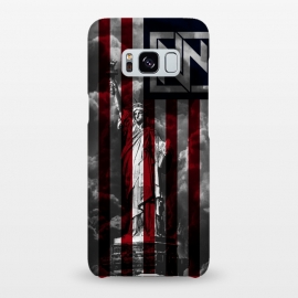 Galaxy S8+  Made in America by Nicholas Wolf (america,state of liberty,american flag,nicholas wolf)