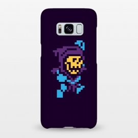 Skeletor by Vó Maria (skeletor,he-man,heman,nostalgia,tv,television,cartoon,80s,90s,villain,hero,greyskull,castle,she-ra,battle, cat)