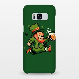 Galaxy S8+  Leprechaun by Vó Maria