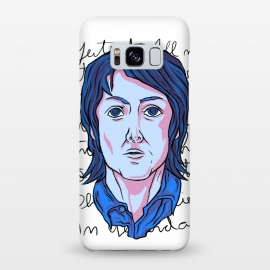 Galaxy S8+  MCCARTNEY by Ilustrata (beatles , the-beatles , thebeatles , john-lennon , paul-mccartney , ringo-starr , george-harrison , john-paul-george-and-ringo , imagine , fab-four , lennon , harrison , abbey-road )