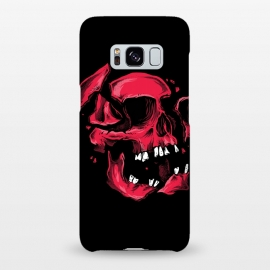 Galaxy S8+  broken skull by Lucas Dutra (broken,skull,pieces,tooth,teeth)