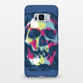 Galaxy S8+  Paint by Lucas Dutra (paint,color,calavera,calaca,colorful)