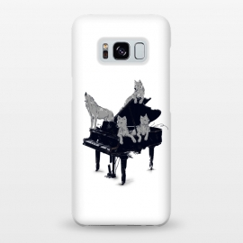 Galaxy S8+  Young apprentice, Wolfgang by 38 Sunsets (wolf,wolves,young,music,classic music,piano,concert,destruction,mozart,wolfgang,gang,howling wolf,forever young,dog,dogs)