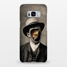 Galaxy S8+  Gentleman Fox by 38 Sunsets (fox,drawing,photoreal,hat,man,surreal,fashion,texture,photo,human,portrait,wild,mystery,orange,sepia,chic,shy,ghost,spirit,character, nature, trait, feature, temper, type,figure,persona)