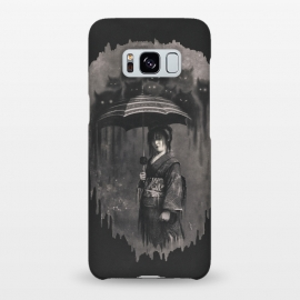 Galaxy S8+  Lady Rain by 38 Sunsets