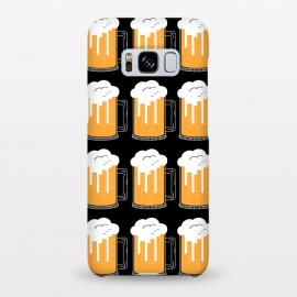 Galaxy S8+  CITY BEER PATTERN by Coffee Man