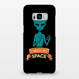 Galaxy S8+  I need my space by Coffee Man