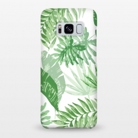 Galaxy S8+  Tropical Vibes green by MUKTA LATA BARUA