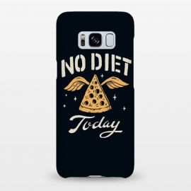 Galaxy S8+  No Diet Today by Tatak Waskitho (pizza,funny)