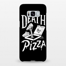 Galaxy S8+  Death By Pizza by Tatak Waskitho