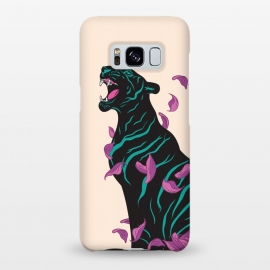 Galaxy S8+  Black tiger by Roland Banrévi