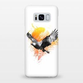 Galaxy S8+  The Eagle that touched the sun by Rui Faria