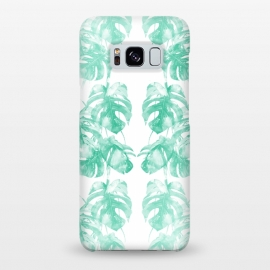 Galaxy S8+  Monstera Tropical Jungle  by Rui Faria
