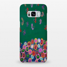 Galaxy S8+  Happy World by Helen Joynson