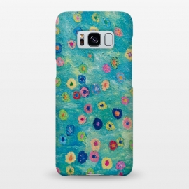 Galaxy S8+ SlimFit Colours of Happiness by Helen Joynson (modern fun)