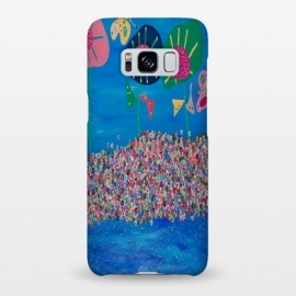 Galaxy S8+  Plutos Garden by Helen Joynson