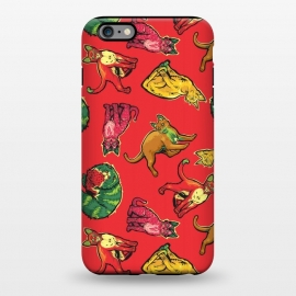 iPhone 6/6s plus  Fruit Cats by Draco