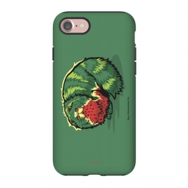 iPhone 8/7  [ Fruit Cats ] Watermelon by Draco (watermelon,cat,fruit)