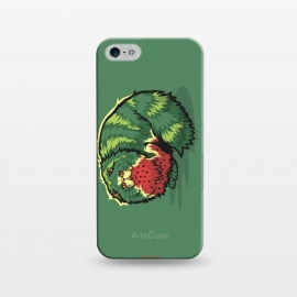 iPhone 5/5E/5s  [ Fruit Cats ] Watermelon by Draco