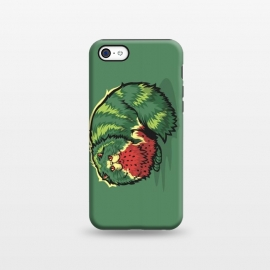 iPhone 5C  [ Fruit Cats ] Watermelon by Draco