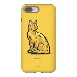 iPhone 8/7 plus  [ Fruit Cats ] Banana by Draco