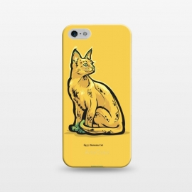 iPhone 5/5E/5s  [ Fruit Cats ] Banana by Draco