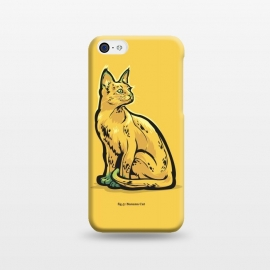 iPhone 5C  [ Fruit Cats ] Banana by Draco