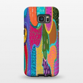 Galaxy S7 EDGE  Colour is Fun by Helen Joynson