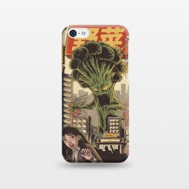 iPhone 5C  THE BROCCOZILLA by Ilustrata