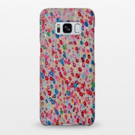 Galaxy S8+  Floating Flowers 2 by Helen Joynson