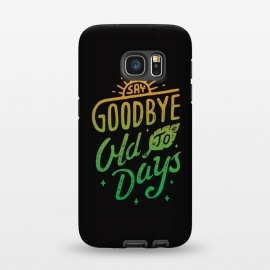 Galaxy S7  Old Days by Tatak Waskitho