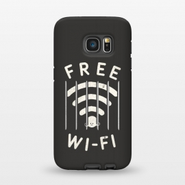 Galaxy S7  Free wi-fi by Shadyjibes