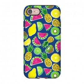 iPhone 8/7  painted fruit salad by Laura Grant