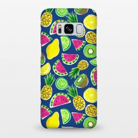 Galaxy S8+  painted fruit salad by Laura Grant