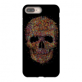 iPhone 8/7 plus  Acid Skull by Sitchko Igor