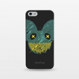 iPhone 5/5E/5s  Deadmau5 V1 by Sitchko Igor
