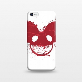 iPhone 5C  Deadmau5 V2 by Sitchko Igor (Deadmau5,Maus,Deadmaus,Dj,Deejay,Music,Producer,Dead,Sound,Rave,Electro,Techno,Progressive,Maustrap,Fat)