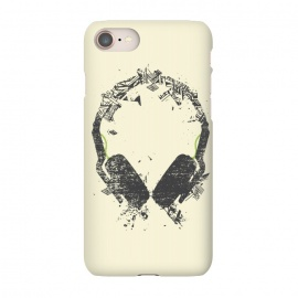iPhone 8/7  Art Headphones by Sitchko Igor