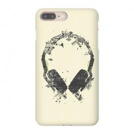 iPhone 8/7 plus  Art Headphones by  (Headphones,music,vector,digital,sound,audio,pioneer,senhaisser,aiaiai,DJ,deejay,clubber,moloman,melodic,club,techno,trance,progressive,deep,house,DNB,dubstep,trap,urban,modern,underground)