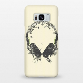Galaxy S8+  Art Headphones by Sitchko Igor