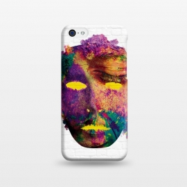 iPhone 5C  Holi Mask by Sitchko Igor
