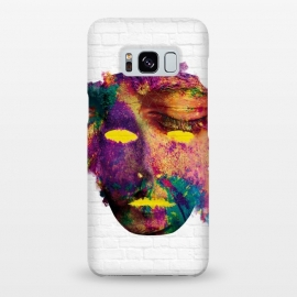 Galaxy S8+  Holi Mask by Sitchko Igor