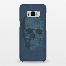 Galaxy S8+  Music Skull V1 by Sitchko Igor (Skull,Skeleton,melodic,music,bones,horror,sound,audio,dj,deejay,dark,studio,digital,analog,mix,set,artist,track,smile)