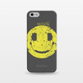 iPhone 5/5E/5s  Music Smile V2 by Sitchko Igor
