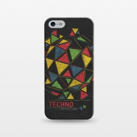 iPhone 5/5E/5s  Techno by Sitchko Igor