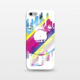 iPhone 5/5E/5s  Urban Vinyl Colorful by